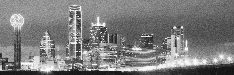 DowntownDallas-BW