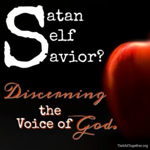 "<span class=""entry-title-primary"">Satan, Self, or Savior</span> <span class=""entry-subtitle"">How to Discern the Voice of God</span>"